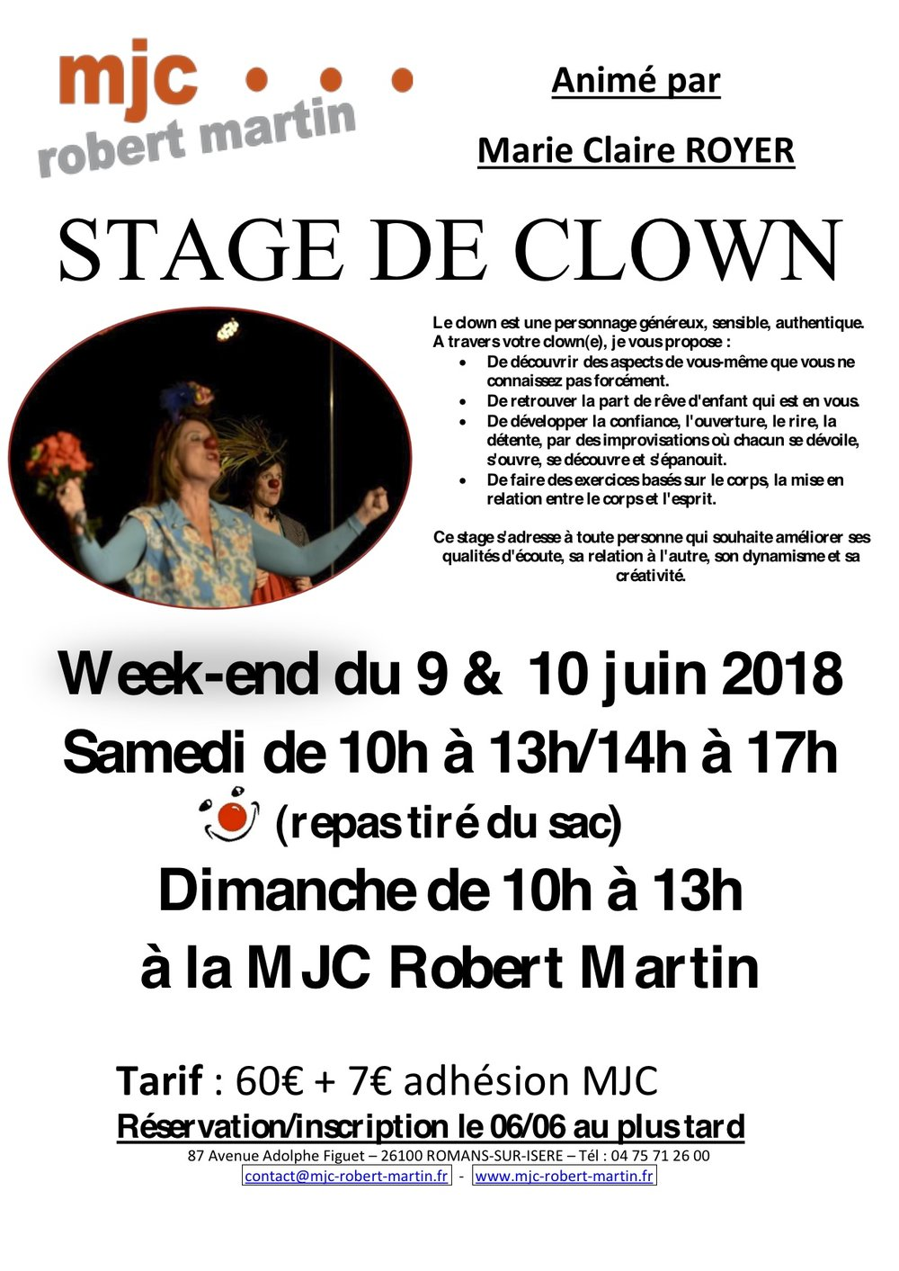 AFFICHE STAGE CLOWN DU 9 ET 10 JUIN.jpg