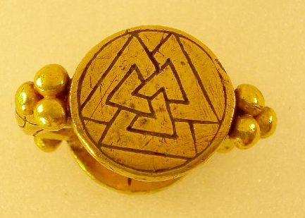 The Nene River ring. British Museum