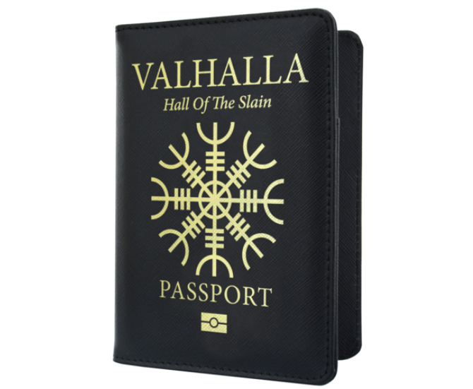 If you see somebody with this passport, make sure they find their way home. Source: Allpassportcover.net
