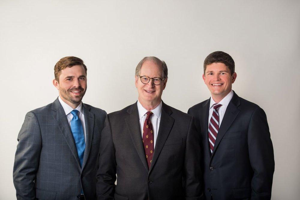 Dr.Pyle, Dr. Davis, Dr. Wood