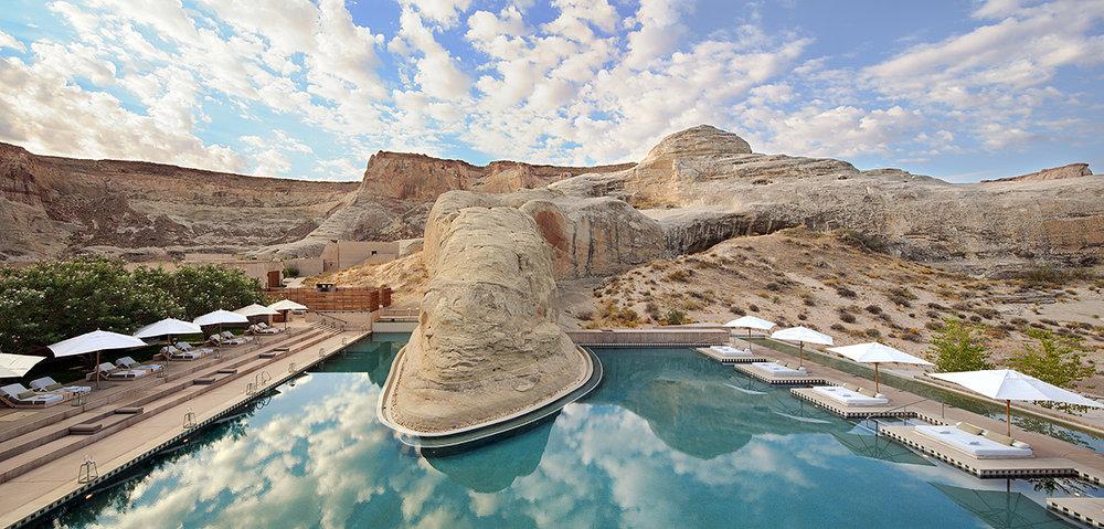 Amangiri - Utah Desert