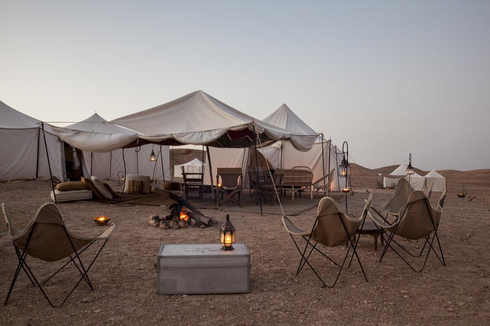 Agafay Desert -