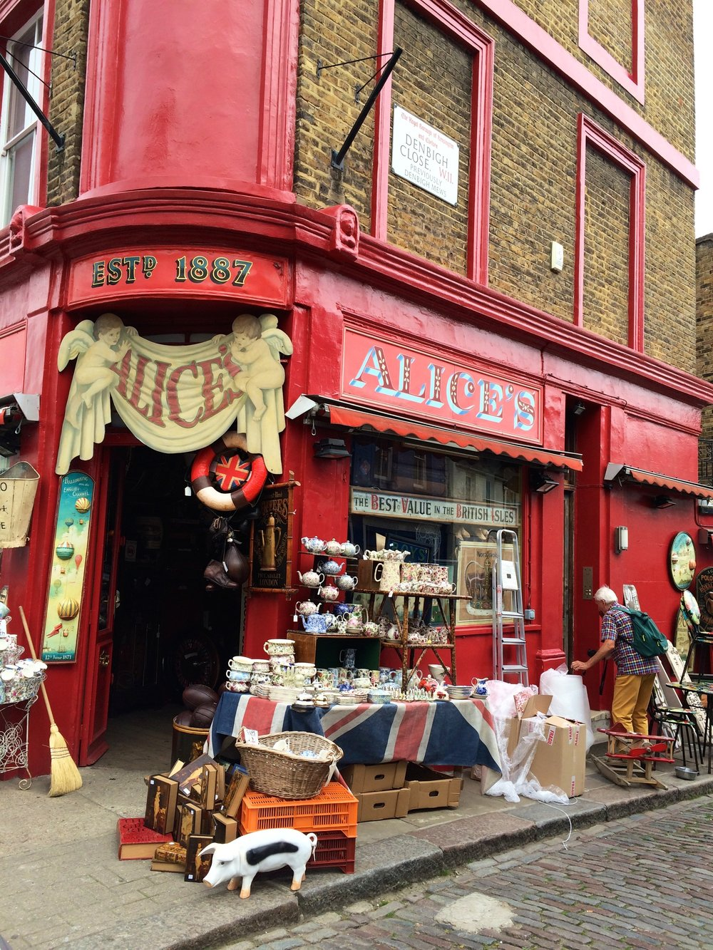 London - Flea Market