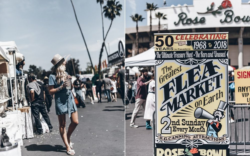 Los Angeles - Flea Market