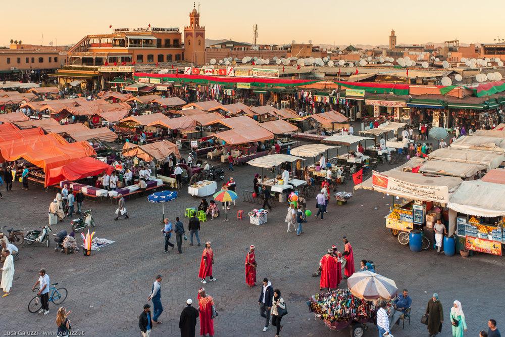 Marakesh - Flea Market