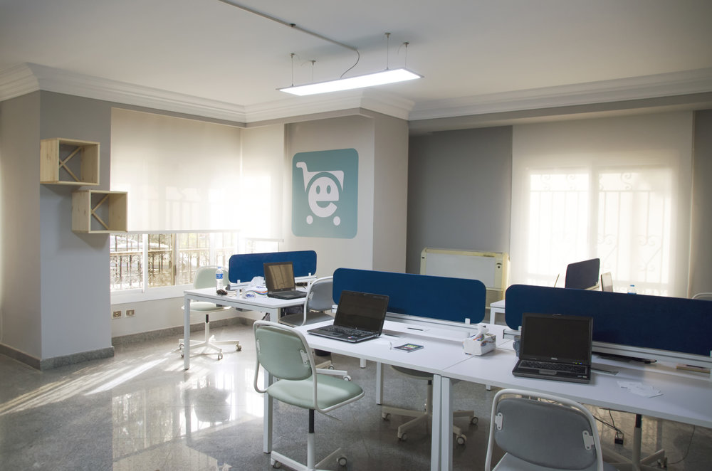 Elprices new office