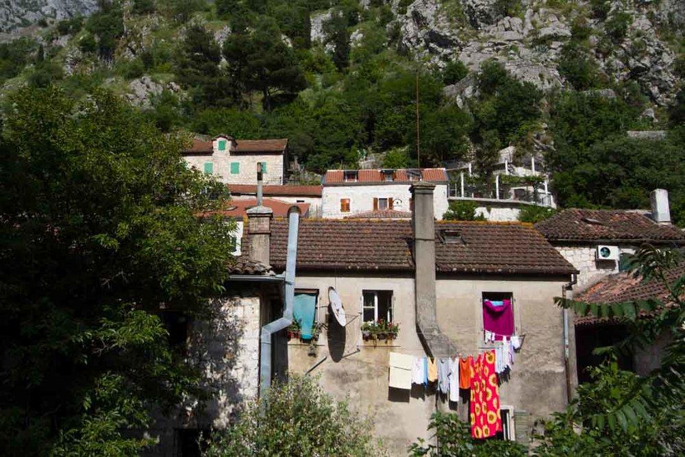 Kotor, Montenegro. 2014