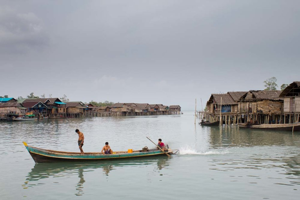 Mergui Peninsula, Myanmar. 2013