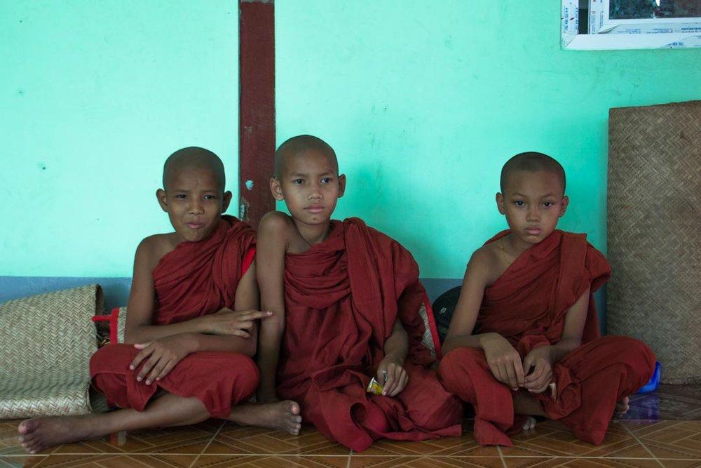 Yangon, Myanmar. 2013