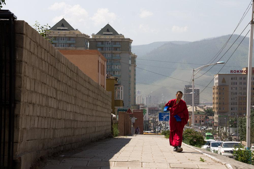 Ulaanbaatar, Mongolia. 2013