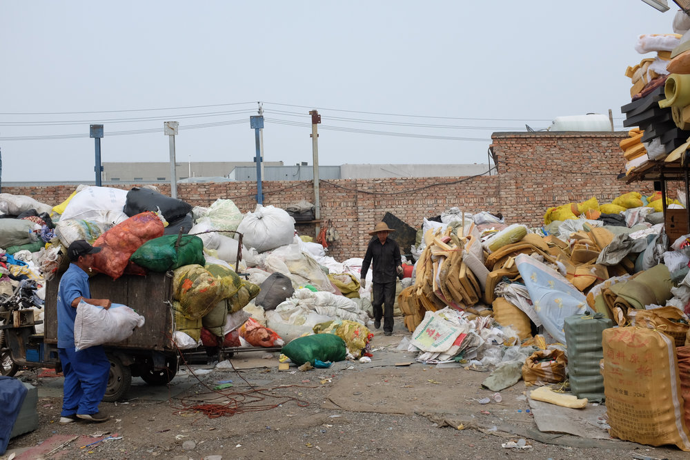 KINGDOM OF RECYCLING - a look into the lives of China's recycling workers