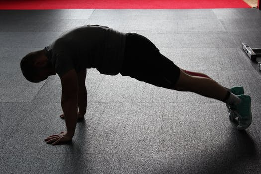 If You Can't Do 100 Pushups, Stop It. Get out of your Chair, Put On Some Music, and Start. You Might Surprise Yourself.