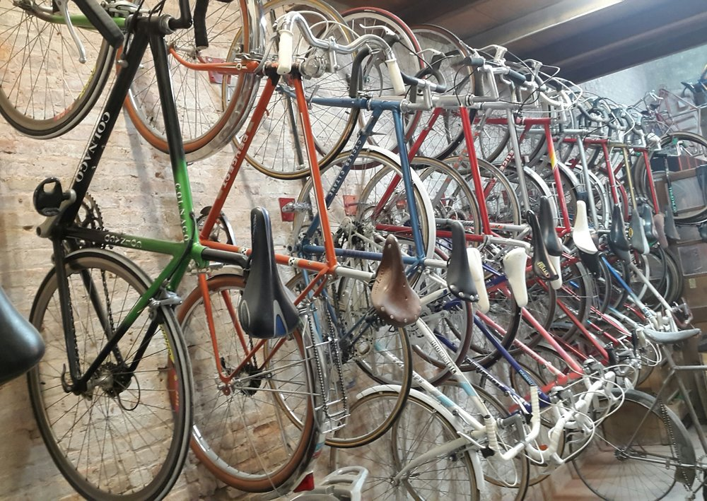Welcome to Bïkiki Vintage bikes specialist -