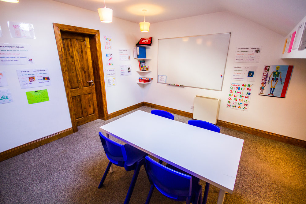 Our small classroom