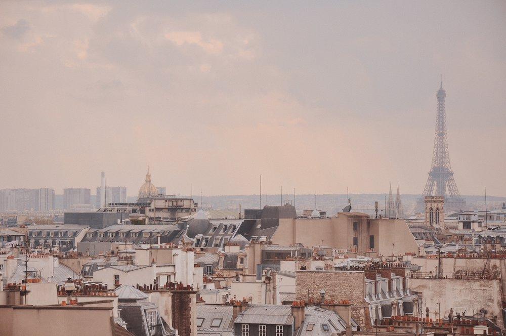 Vicky Eiffel Tower.JPG