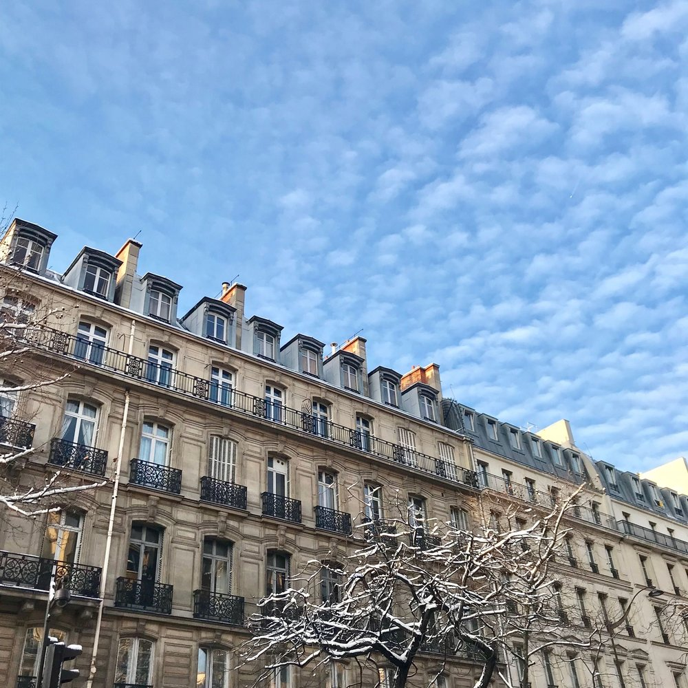 These are apartments just off Boulevard Saint Michel, so you can live like the woman in Peter Sarstedt's 'Where do you go to my lovely'. Carefully designed topless swimsuit, model's own.