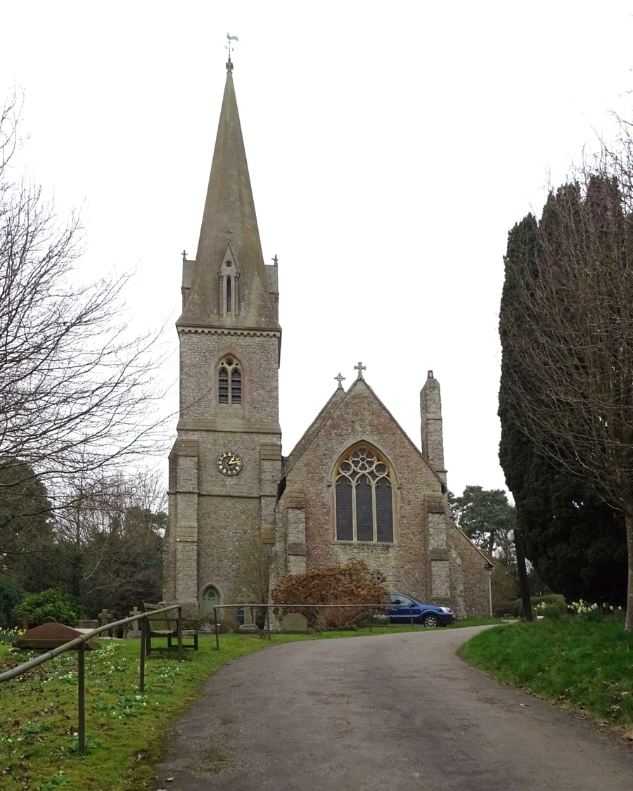 St Michael and All Angels,ST MICHAEL'S - St Michael and All Angels is of Victorian construction. It was consecrated in 1863. The spire makes it a conspicuous landmark. The interior of the church has been much improved with the recent addition of kitchen and toilet facilities.