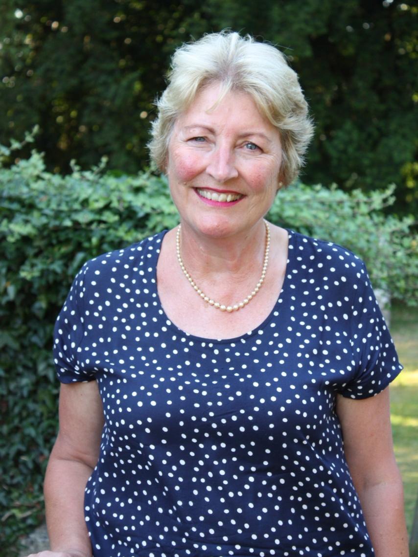 Shirley Docker - Children's Minister