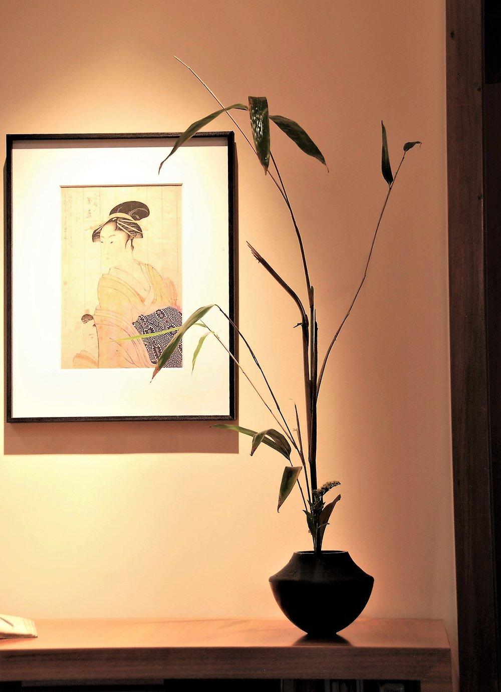 Art Deco and Japan - Els Claes Ikenobo Ikebana  (3).JPG