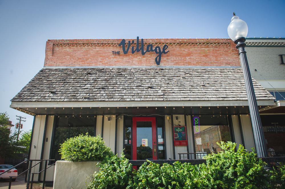 Village Front