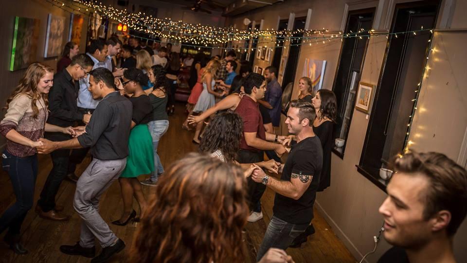 Salsa Dancing - Saturdays 10pm-2amfor More Info Click Here