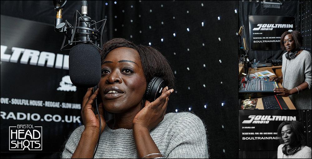 Claudine from Soul Train Radio