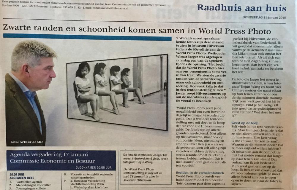 De Gooi en Eembode - Hilversumse krant