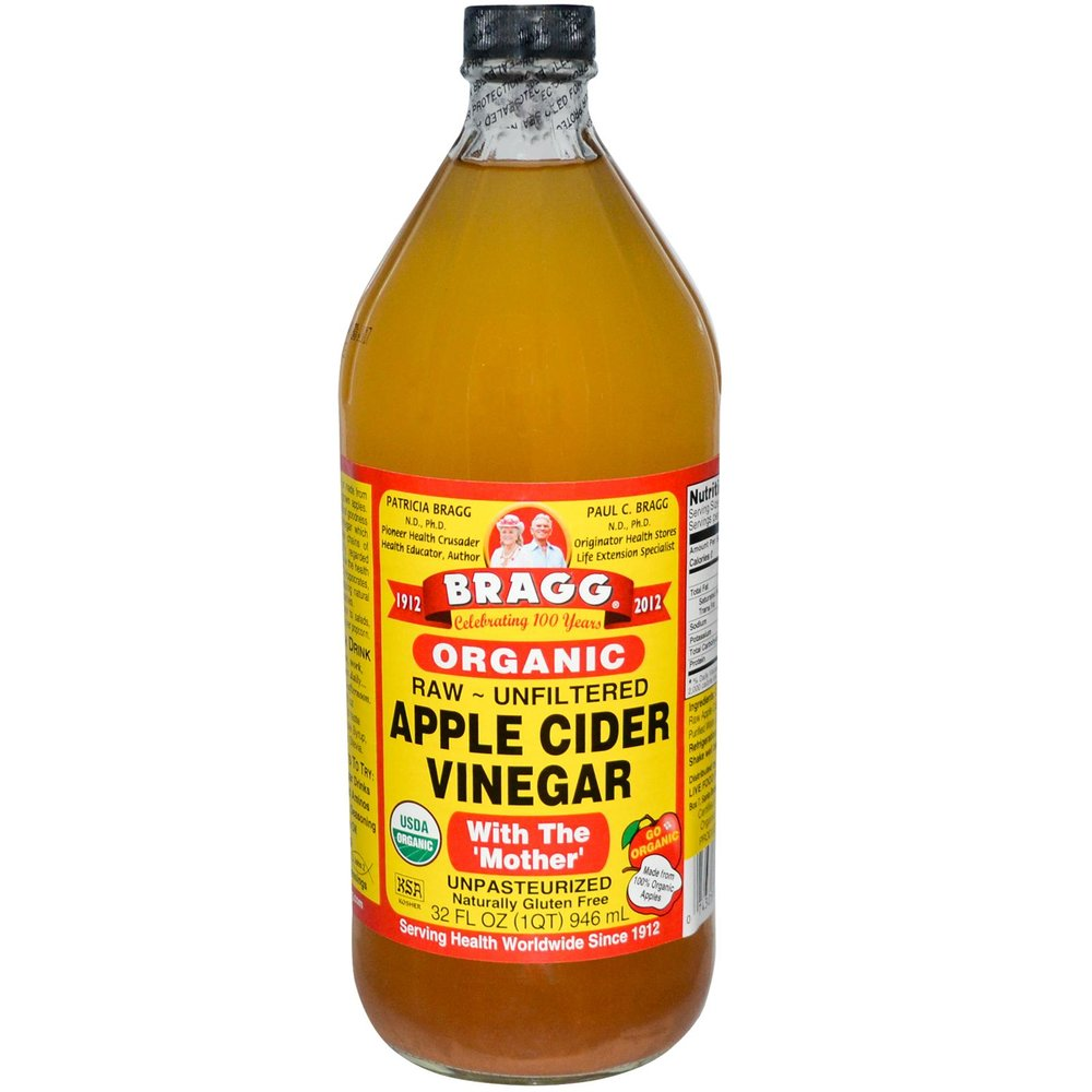 apple cider vinegar optimal wellness center allergy