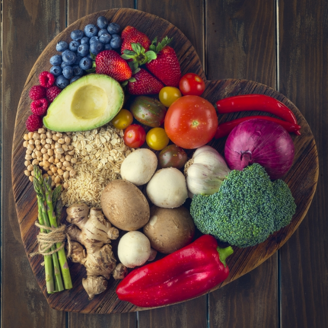 Learn how whole food nutrition can support the function of your heart. -