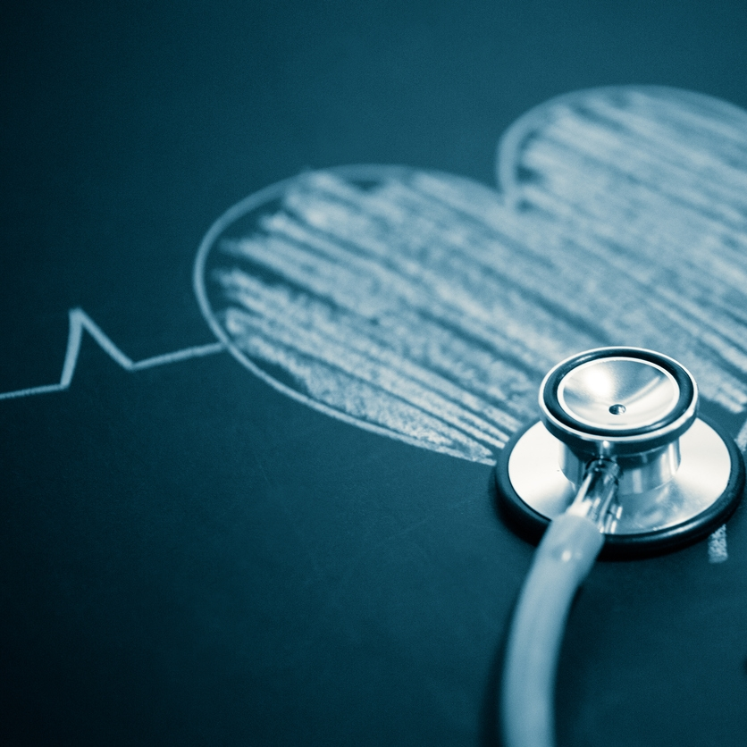See your heart graph improve right before your eyes. -