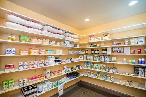 Health Coach Sara Green recommends checking out OWC's self-care products. -