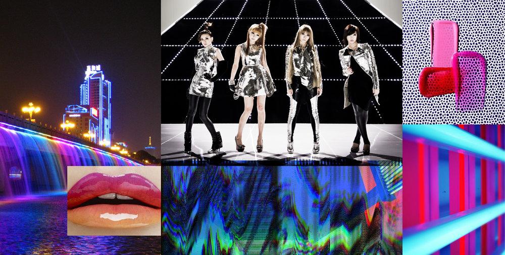 Backstage   K-Pop   Make-up artist