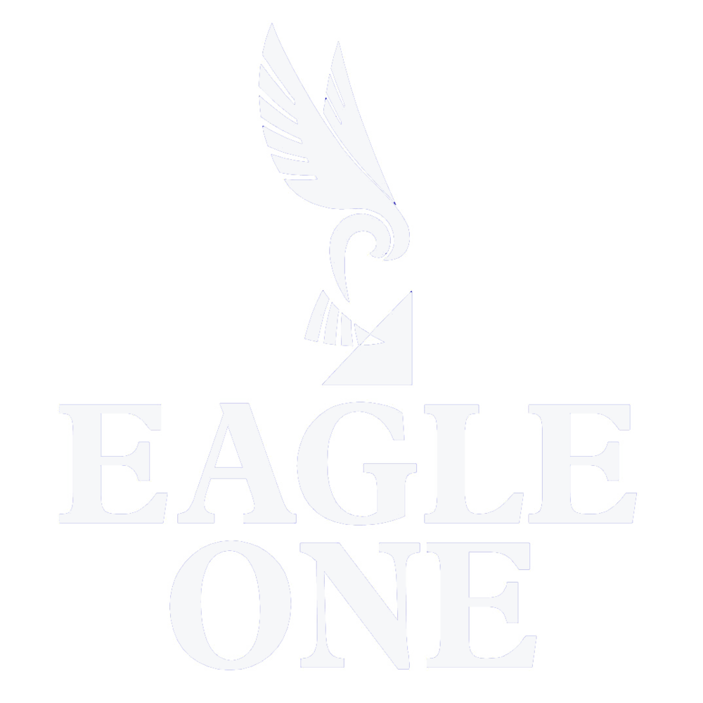 Eagle One - whiteNew square logo without box copy.png