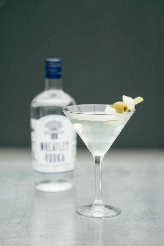 Wheatley Vodka Martini -