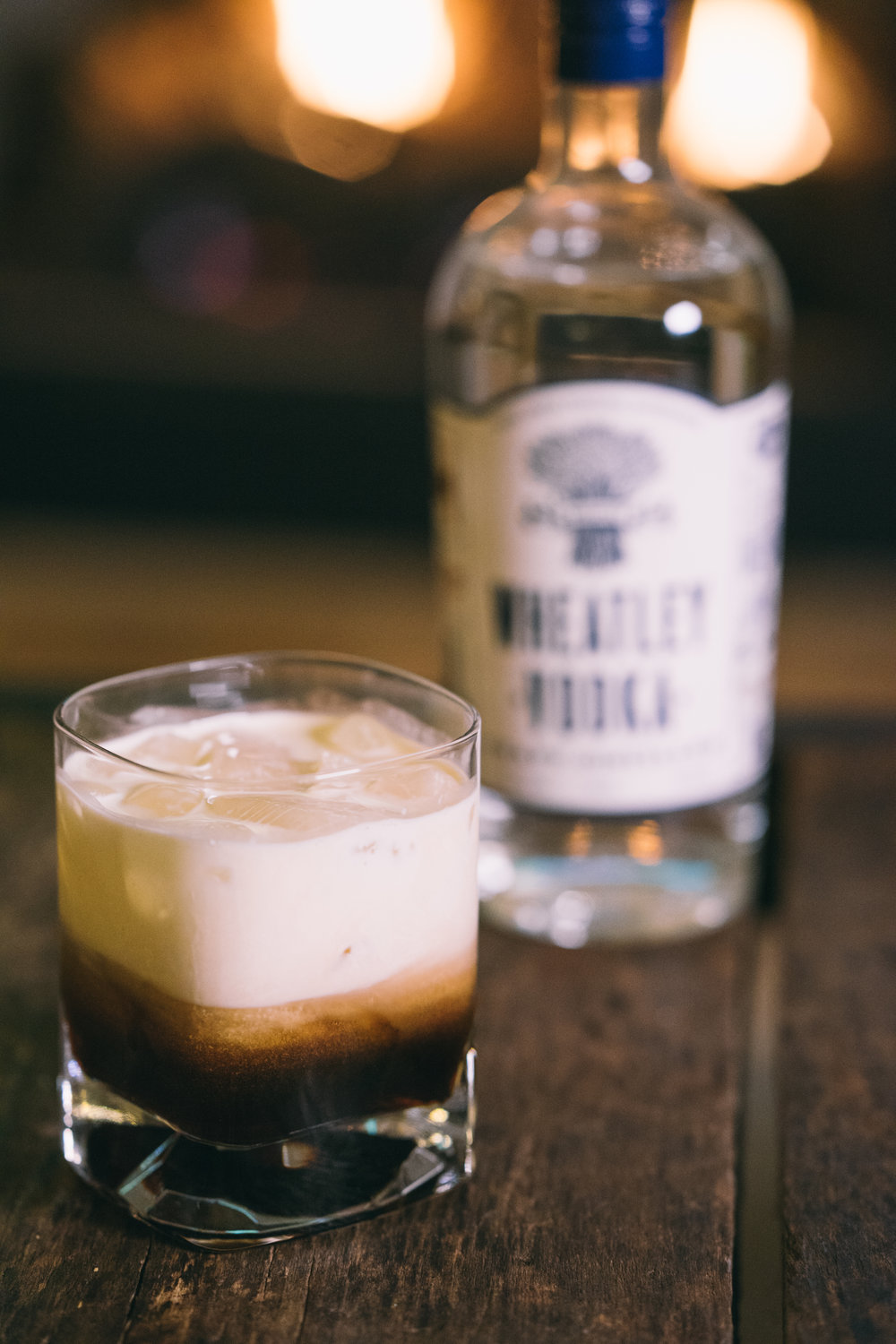 Wheatley White Russian -