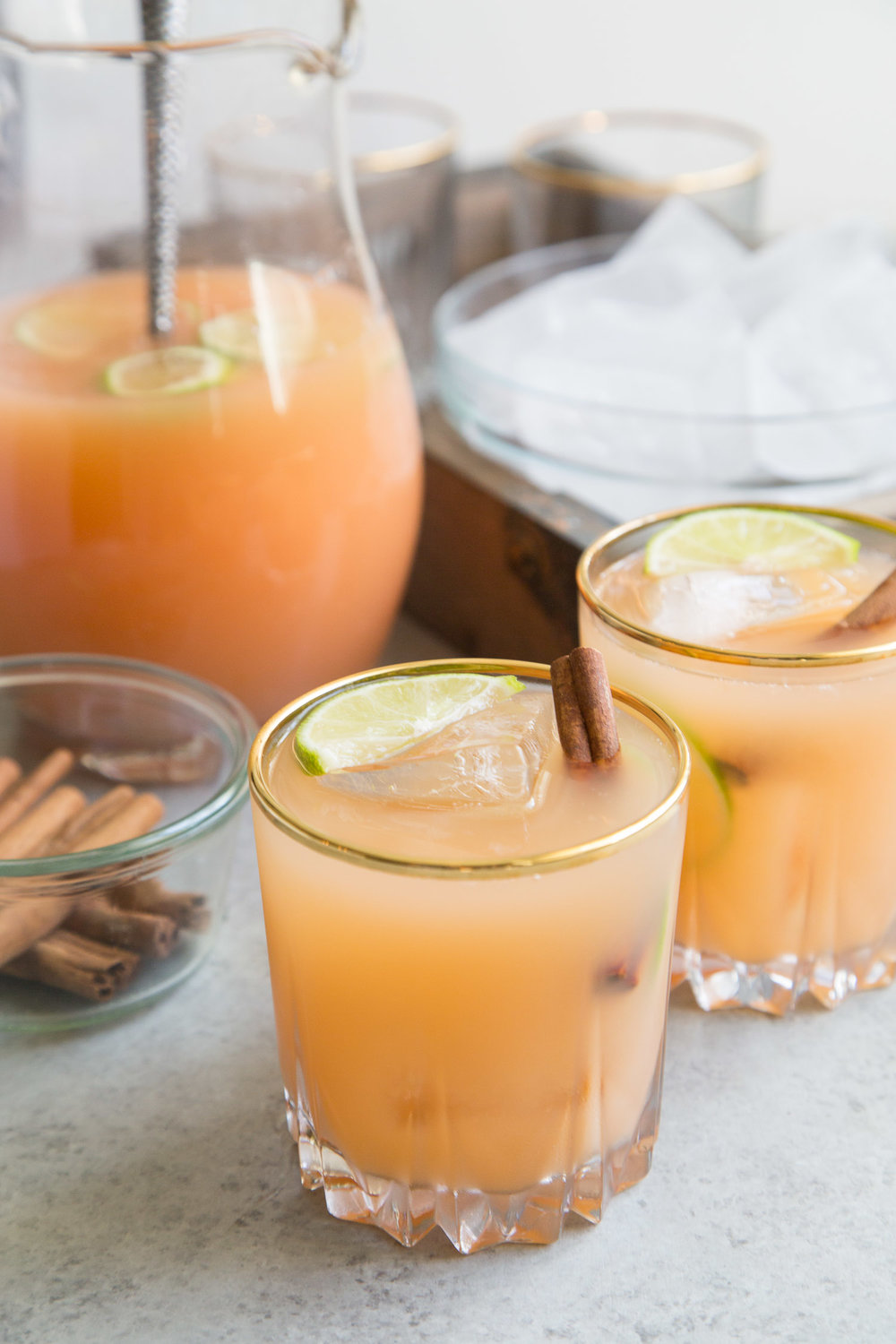 Spiced Punch -