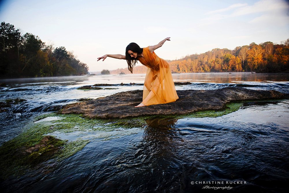 """""""Shoals"""" from DANCE FOR THE RIVER by Christine Rucker"""
