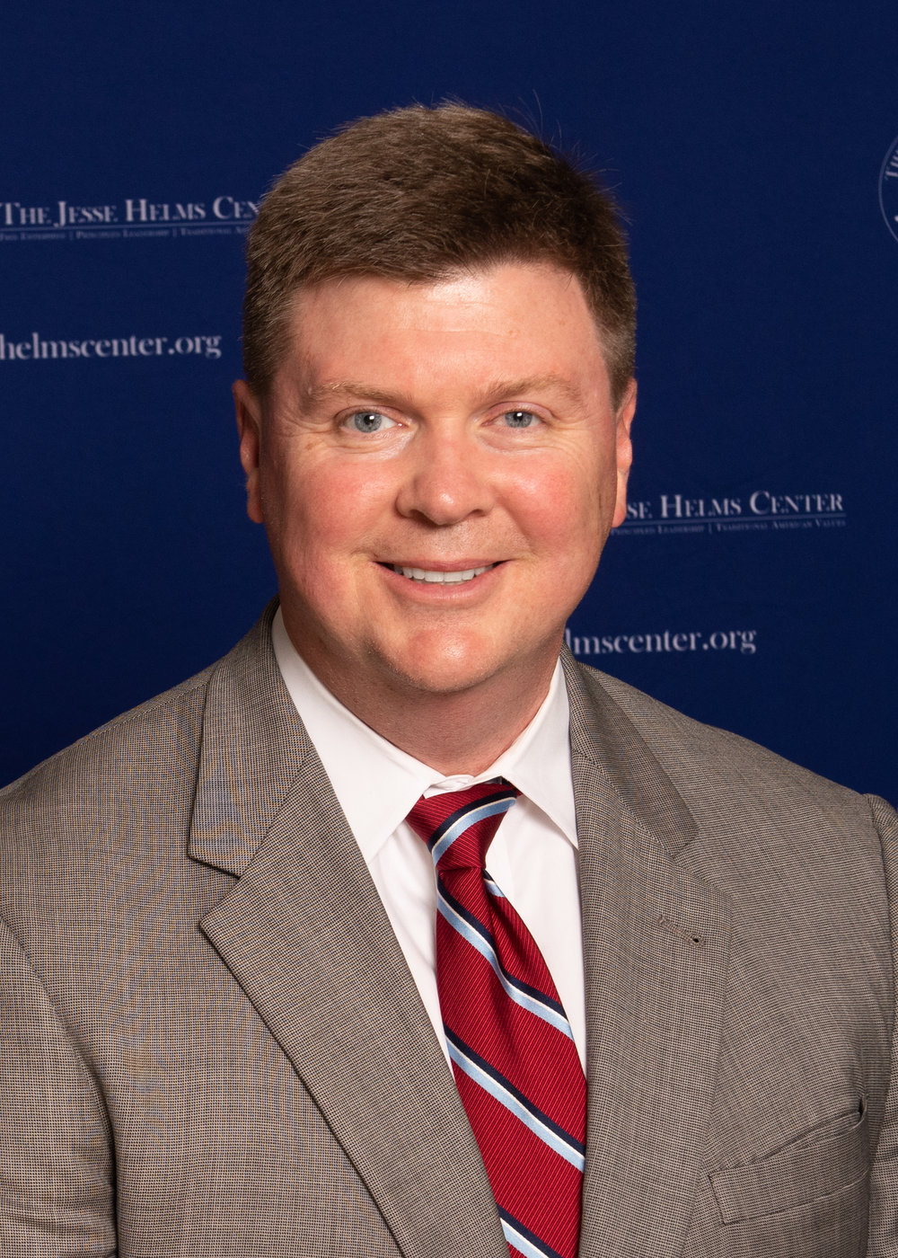 Brian Rogers   Chief Operating Officer of the Jesse Helms Center, Director of the Free Enterprise Leadership Challenge