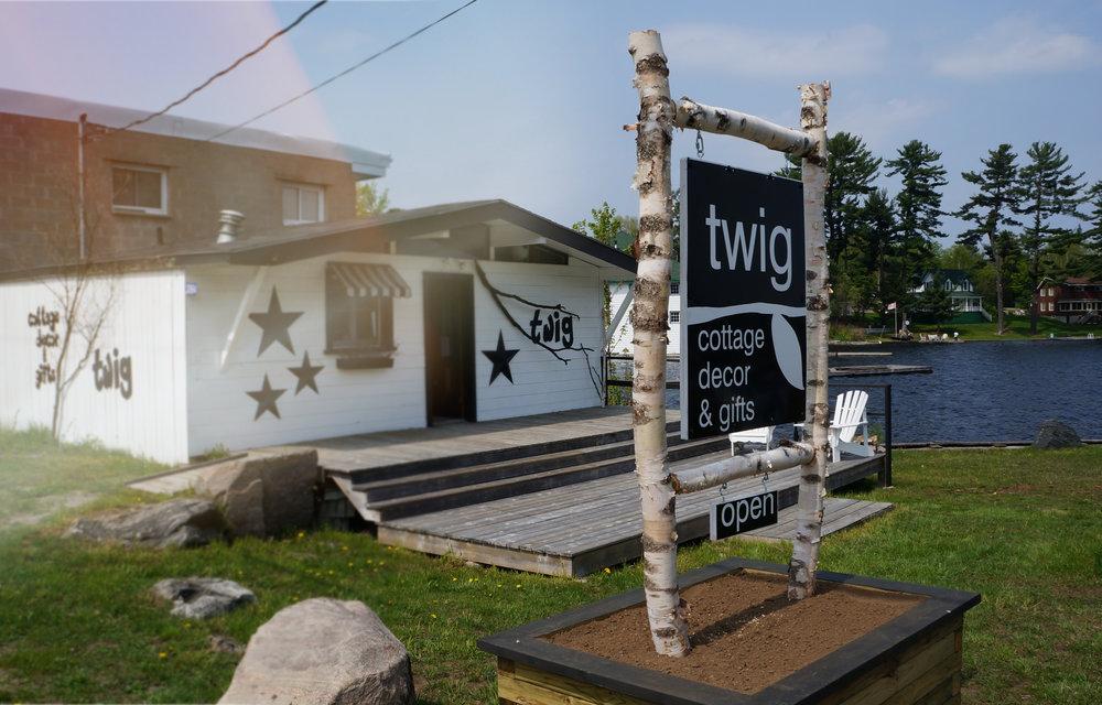 Original Twig location (circa 2014)