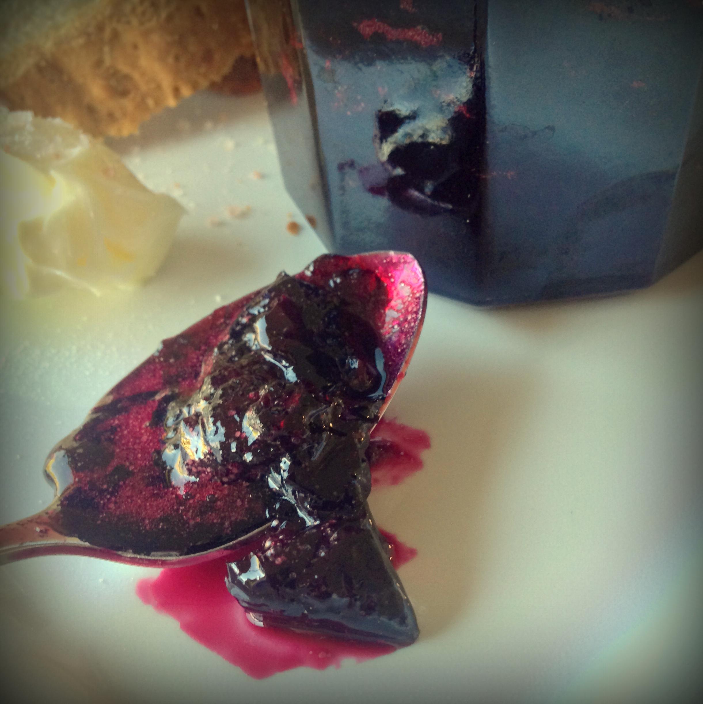 Cherry Jam Vignette