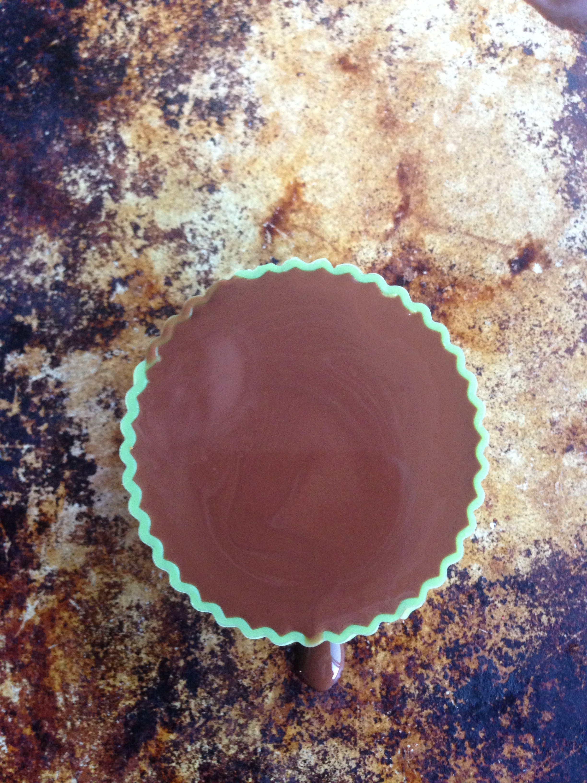 peanut butter cup step eight