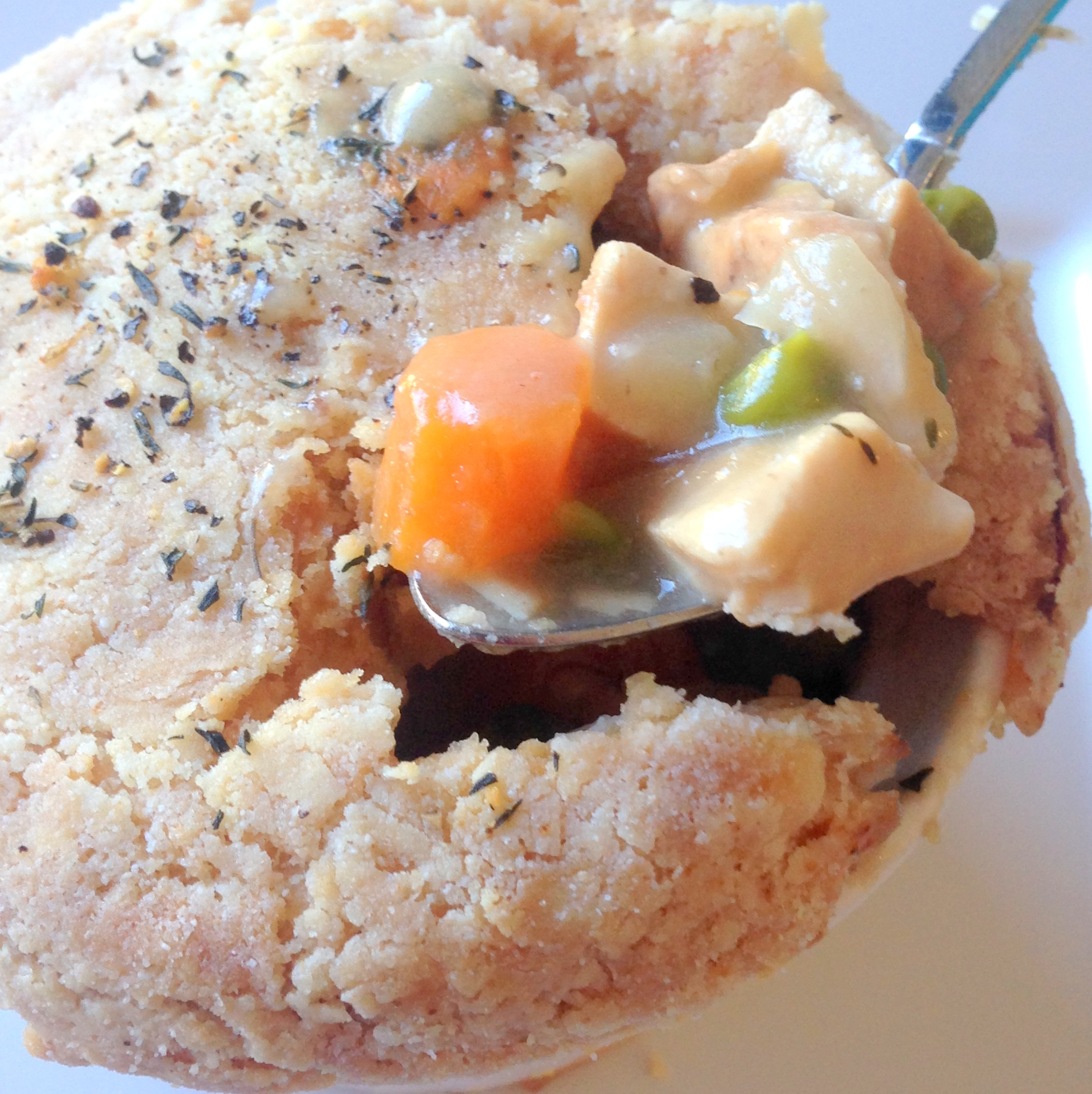 Gluten Free Chicken Pot Pie Comfort Food