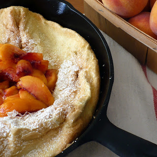 Dutch Baby - An unfortunate name for a delicious weekday dinner.