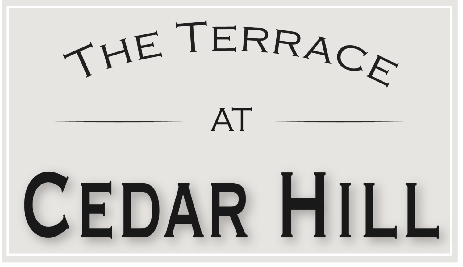 The Terrace at Cedar Hill