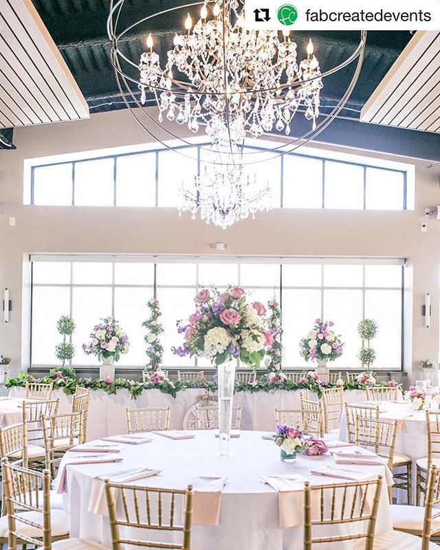 "Thank you for sharing, @fabcreatedevents! Always a pleasure working with you! Repost @fabcreatedevents below ・・・ ・・・ ""We loved working at the new @theterrace_atcedarhill.  This venue is such a clean and open canvas to create a beautiful event."" 📷: @katiespataphotography"