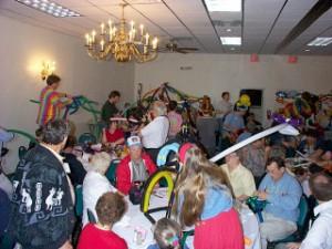 TJam 1999 banquet