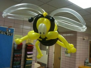 Winslow Elementary bee