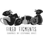 Fired Figments Ceramics by Stephanie Krist