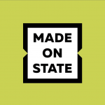 Made On State logo