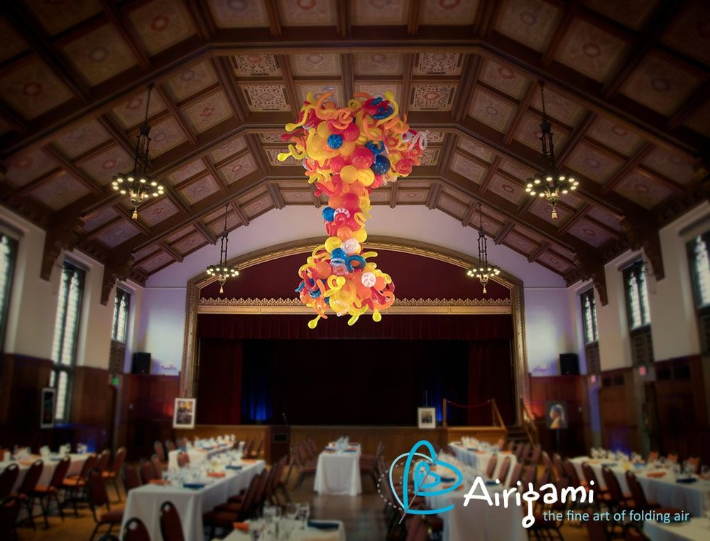 Chihuly or Airigami